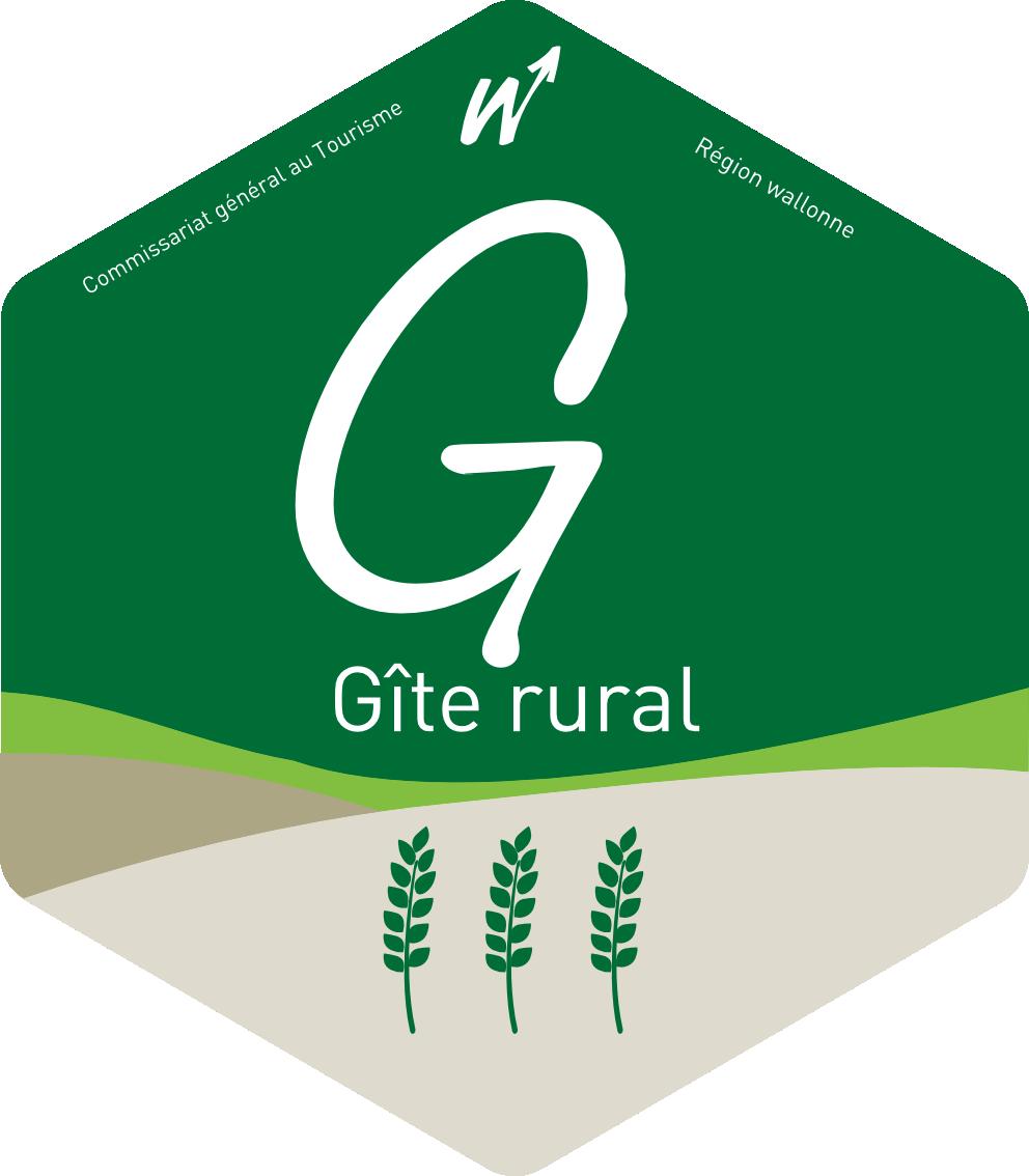 Logo : Gite Rural 3 épis